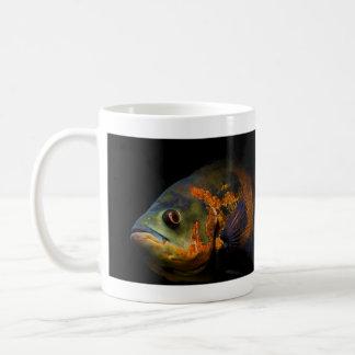 Oscar Fish Astronotus Ocellatus Coffee Mugs