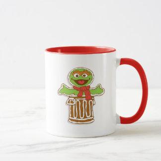 Oscar Gingerbread Mug