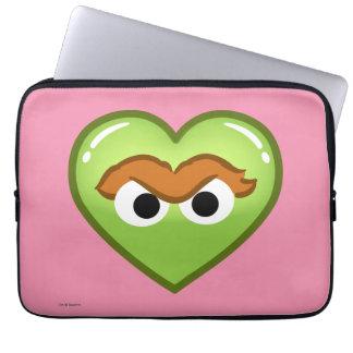 Oscar Heart Laptop Sleeve