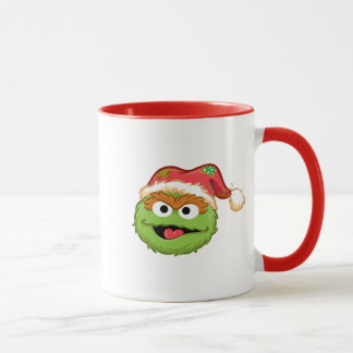 Oscar Holiday Mug