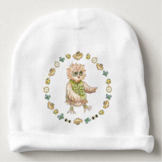 Oscar Owl Baby Hat Baby Beanie