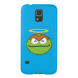 Oscar Smiling Face with Halo Galaxy S5 Cases