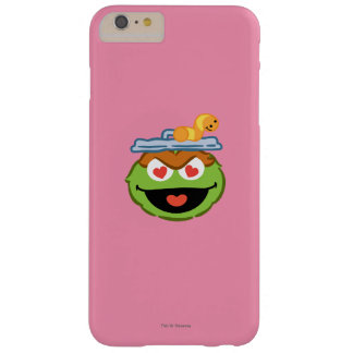 Oscar Smiling Face with Heart-Shaped Eyes Barely There iPhone 6 Plus Case