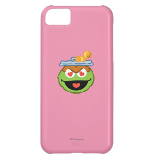 Oscar Smiling Face with Heart-Shaped Eyes iPhone 5C Case
