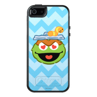 Oscar Smiling Face with Heart-Shaped Eyes OtterBox iPhone 5/5s/SE Case
