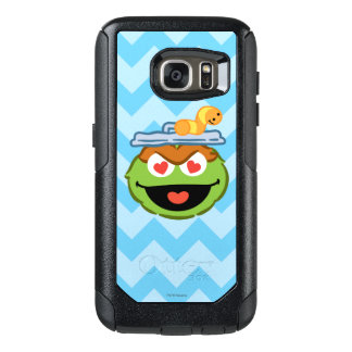 Oscar Smiling Face with Heart-Shaped Eyes OtterBox Samsung Galaxy S7 Case