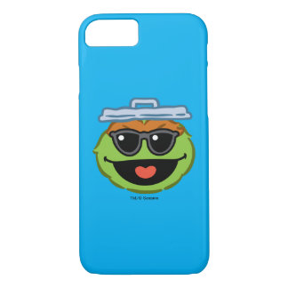 Oscar Smiling Face with Sunglasses iPhone 8/7 Case