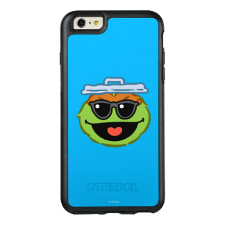 Oscar Smiling Face with Sunglasses OtterBox iPhone 6/6s Plus Case