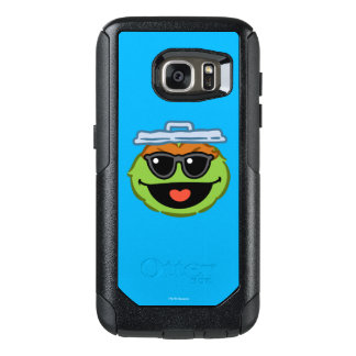 Oscar Smiling Face with Sunglasses OtterBox Samsung Galaxy S7 Case