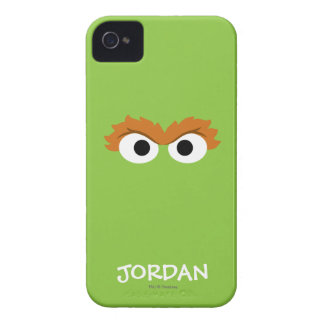 Oscar the Grouch Big Face | Add Your Name Case-Mate iPhone 4 Cases