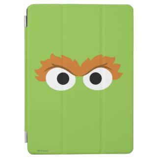 Oscar the Grouch Big Face iPad Air Cover