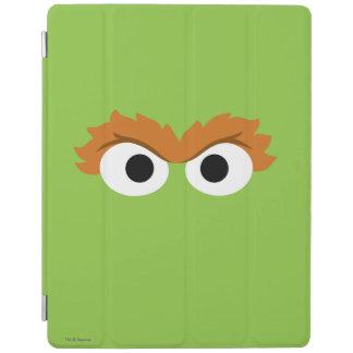 Oscar the Grouch Big Face iPad Cover