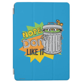 Oscar the Grouch Don't Like iPad Air Cover