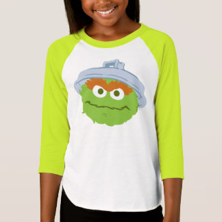 Oscar the Grouch Face T-Shirt
