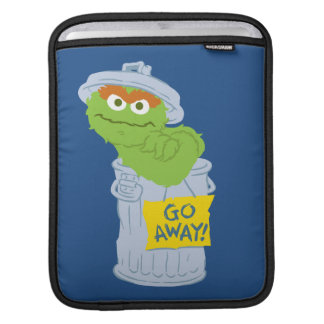 Oscar the Grouch Graphic iPad Sleeve
