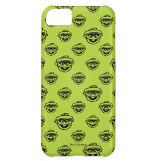 Oscar the Grouch Green Pattern iPhone 5C Case