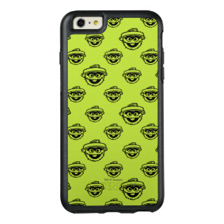 Oscar the Grouch Green Pattern OtterBox iPhone 6/6s Plus Case