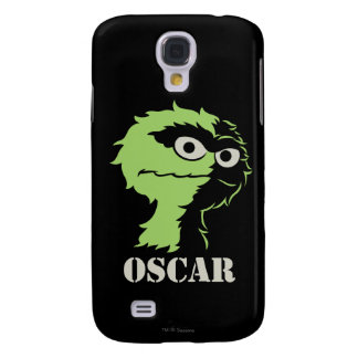 Oscar the Grouch Half Galaxy S4 Case