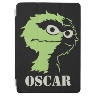 Oscar the Grouch Half iPad Air Cover