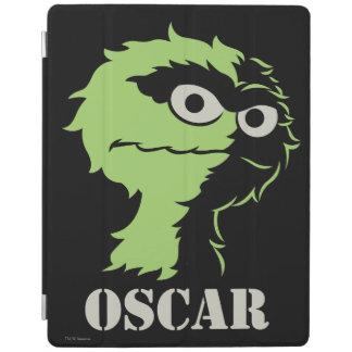 Oscar the Grouch Half iPad Cover