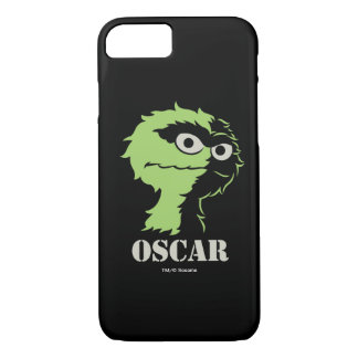 Oscar the Grouch Half iPhone 8/7 Case