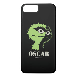 Oscar the Grouch Half iPhone 8 Plus/7 Plus Case