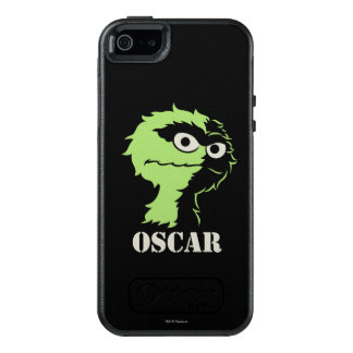 Oscar the Grouch Half OtterBox iPhone 5/5s/SE Case