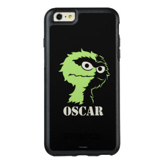 Oscar the Grouch Half OtterBox iPhone 6/6s Plus Case