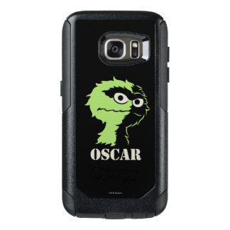 Oscar the Grouch Half OtterBox Samsung Galaxy S7 Case