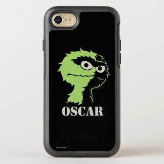 Oscar the Grouch Half OtterBox Symmetry iPhone 8/7 Case