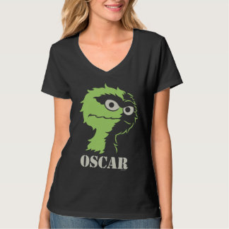Oscar the Grouch Half T-Shirt