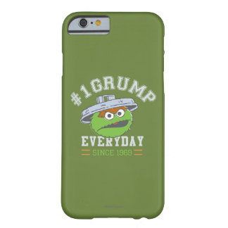 Oscar the Grouch Number 1 Barely There iPhone 6 Case