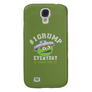 Oscar the Grouch Number 1 Galaxy S4 Case