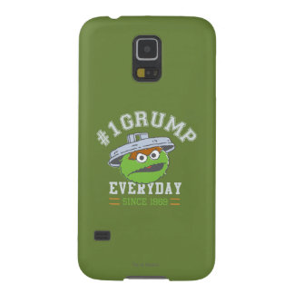 Oscar the Grouch Number 1 Galaxy S5 Cover