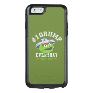 Oscar the Grouch Number 1 OtterBox iPhone 6/6s Case