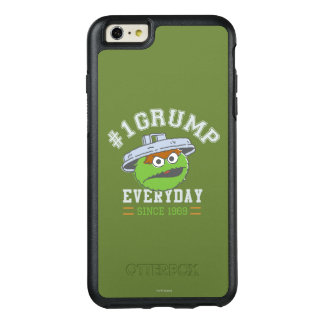 Oscar the Grouch Number 1 OtterBox iPhone 6/6s Plus Case
