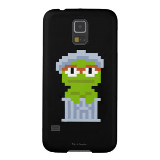 Oscar the Grouch Pixel Art Cases For Galaxy S5