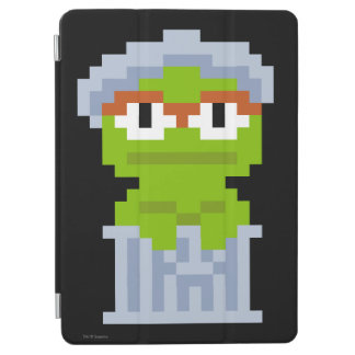 Oscar the Grouch Pixel Art iPad Air Cover