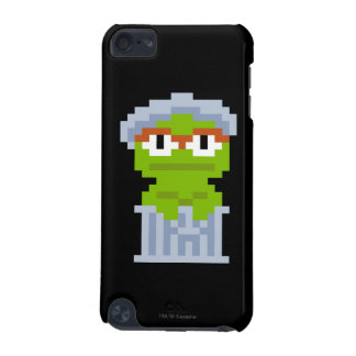 Oscar the Grouch Pixel Art iPod Touch 5G Cases