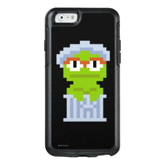 Oscar the Grouch Pixel Art OtterBox iPhone 6/6s Case