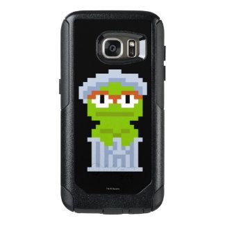Oscar the Grouch Pixel Art OtterBox Samsung Galaxy S7 Case