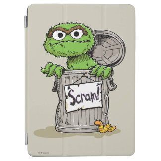 Oscar the Grouch Scram iPad Air Cover