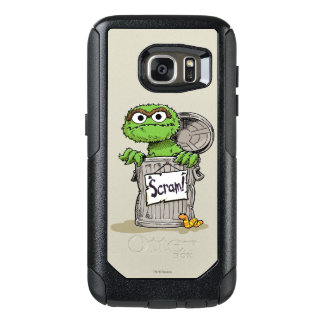 Oscar the Grouch Scram OtterBox Samsung Galaxy S7 Case