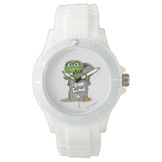 Oscar the Grouch Scram Watch