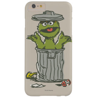 Oscar the Grouch Vintage 1 Barely There iPhone 6 Plus Case
