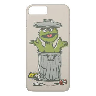 Oscar the Grouch Vintage 1 iPhone 8 Plus/7 Plus Case