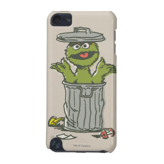 Oscar the Grouch Vintage 1 iPod Touch (5th Generation) Case