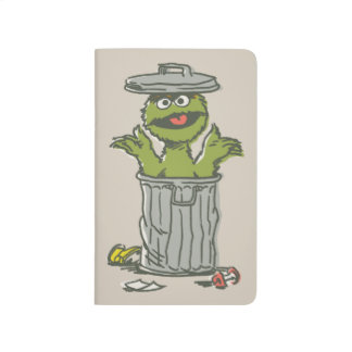 Oscar the Grouch Vintage 1 Journal