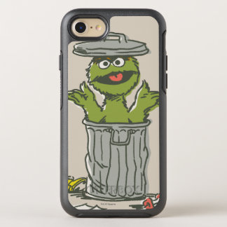 Oscar the Grouch Vintage 1 OtterBox Symmetry iPhone 7 Case