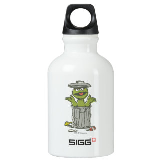 Oscar the Grouch Vintage 1 Water Bottle